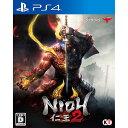 【中古】[PS4]仁王2(NIOH2)(20200312)