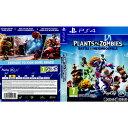 【中古】[PS4]Plants vs. Zombies: B...