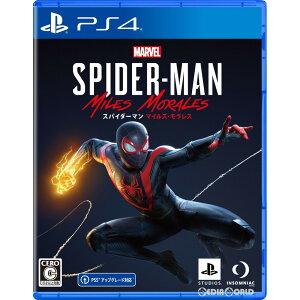 【新品即納】[PS4]Marvel's Spider-Man: Miles Morales(マーベルスパイダーマン:マイルズモラレス)(20201112)