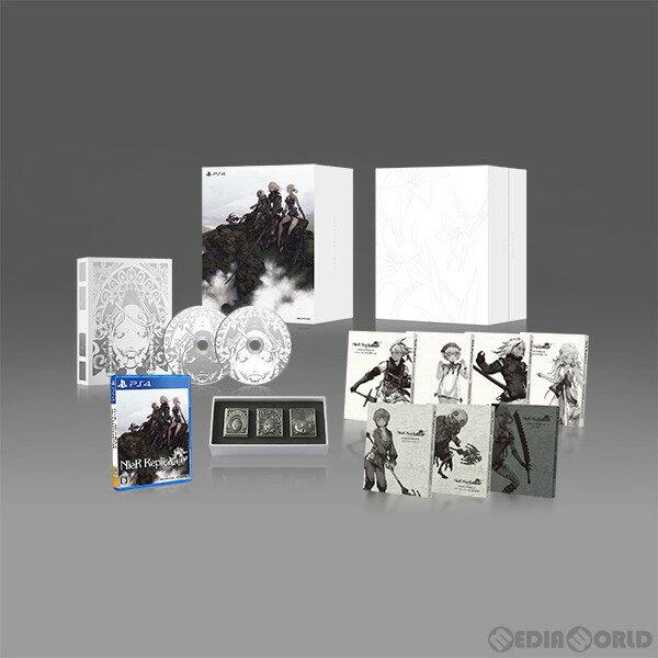プレイステーション4, ソフト PS4 (NieR Replicant) ver.1.22474487139... White Snow Edition()(20210422)