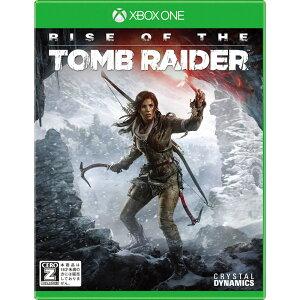 【中古】[XboxOne]Rise of the Tomb Raider(ライズ オブ ザ トゥームレイダー)(20151112)