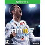 【中古】[XboxOne]FIFA 18 通常版(20170929)