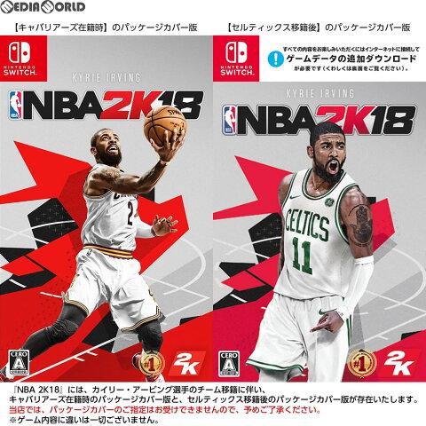 【中古】[Switch]NBA 2K18(20171017)