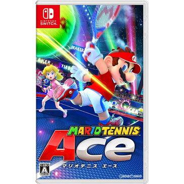 【新品】【お取り寄せ】[Switch]マリオテニス エース(Mario Tennis ACE)(20180622)