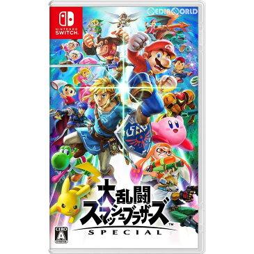 【新品即納】[Switch]大乱闘スマッシュブラザーズ SPECIAL(スペシャル)(20181207)