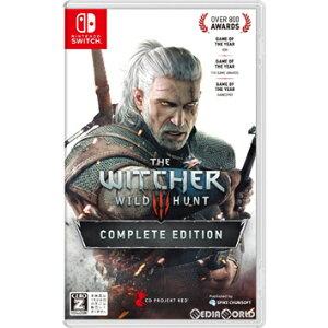 【予約前日発送】[Switch]ウィッチャー3 ワイルドハント コンプリートエディション(The Witcher 3: Wild Hunt Complete Edition)(20191017)