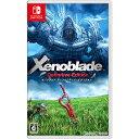 【新品即納】[Switch]Xenoblade Definitive Edition(ゼノブレイド ディフィニティブ・エディション) 通常版(20200529)