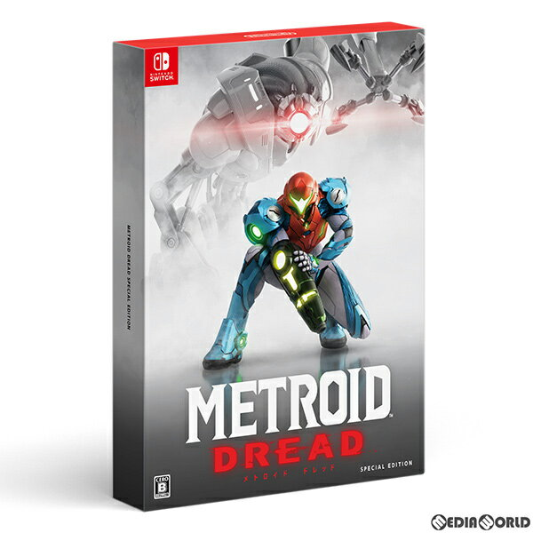 Nintendo Switch, ソフト Switch (METROID DREAD SPECIAL EDITION)()(20211008)