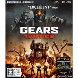 【中古】[XboxX/S]Gears Tactics(ギアーズ タクティクス)(20201110)