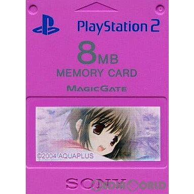 プレイステーション2, 周辺機器 ACCPS2PlayStation2 (8MB) ToHeart2(2) SCE(SCPH-10020KI)(20041228)