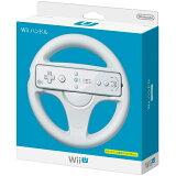 【中古】[ACC][WiiU]Wiiハンドル(Wii/Wii U用) 任天堂(RVL-A-HA)(20080410)