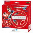 【中古】[ACC][WiiU]マリオカート8 ハンドル for Wiiリモコン マリオ HORI(WIU-068)(20140529)【RCP】