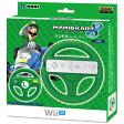 【中古】[ACC][Wii]マリオカート8 ハンドル for Wiiリモコン ルイージ ホリ(WIU-069)(20140529)【RCP】