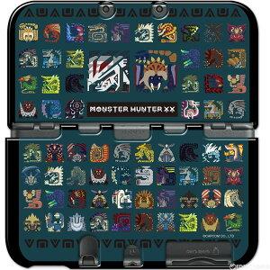 【予約前日発送】[OPT]モンスターハンターダブルクロス カバー for Newニンテンドー3…