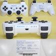 【中古】[OPT]PS3専用ワイヤレスコントローラ SIXAXIS セラミック・ホワイト SCE(CECHZC1J)(20071111)【RCP】