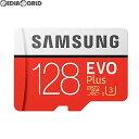 【中古】[ACC][Switch]microSDXCカード 128GB EVO Plus Sumsung(MB-MC128G)(20170627)