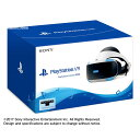 【中古】[ACC][PS4]PlayStation VR PlayStation Camera同梱版(プレイステーションVR/PSVR カメラ同梱版) SIE(CUHJ-16003)(20171014)