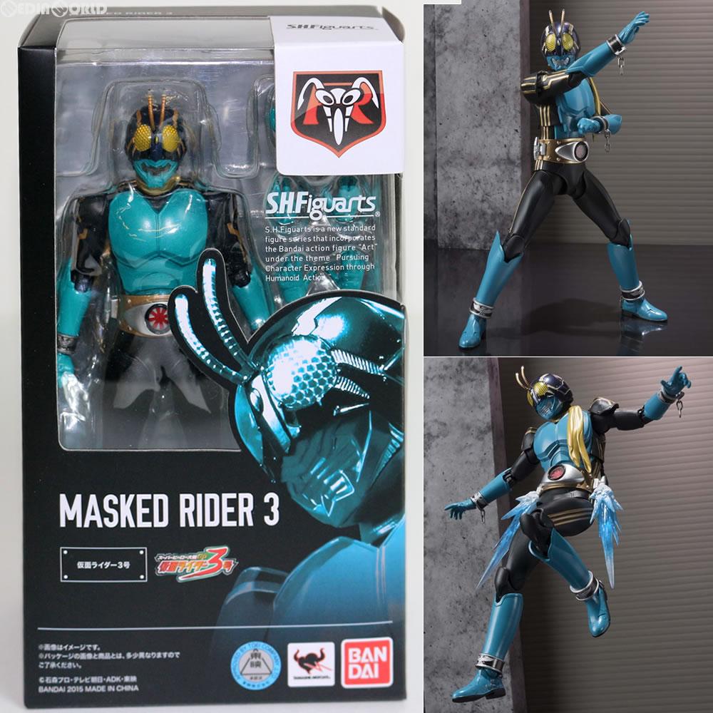 Kamen Rider 3 FIGS.H.Figuarts() 3 (20151024)