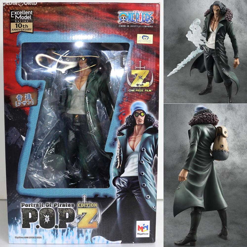 コレクション, フィギュア FIG Portrait.Of.Pirates P.O.P EDITION-Z ONE PIECE FILM Z(Z) 18 (20131228)
