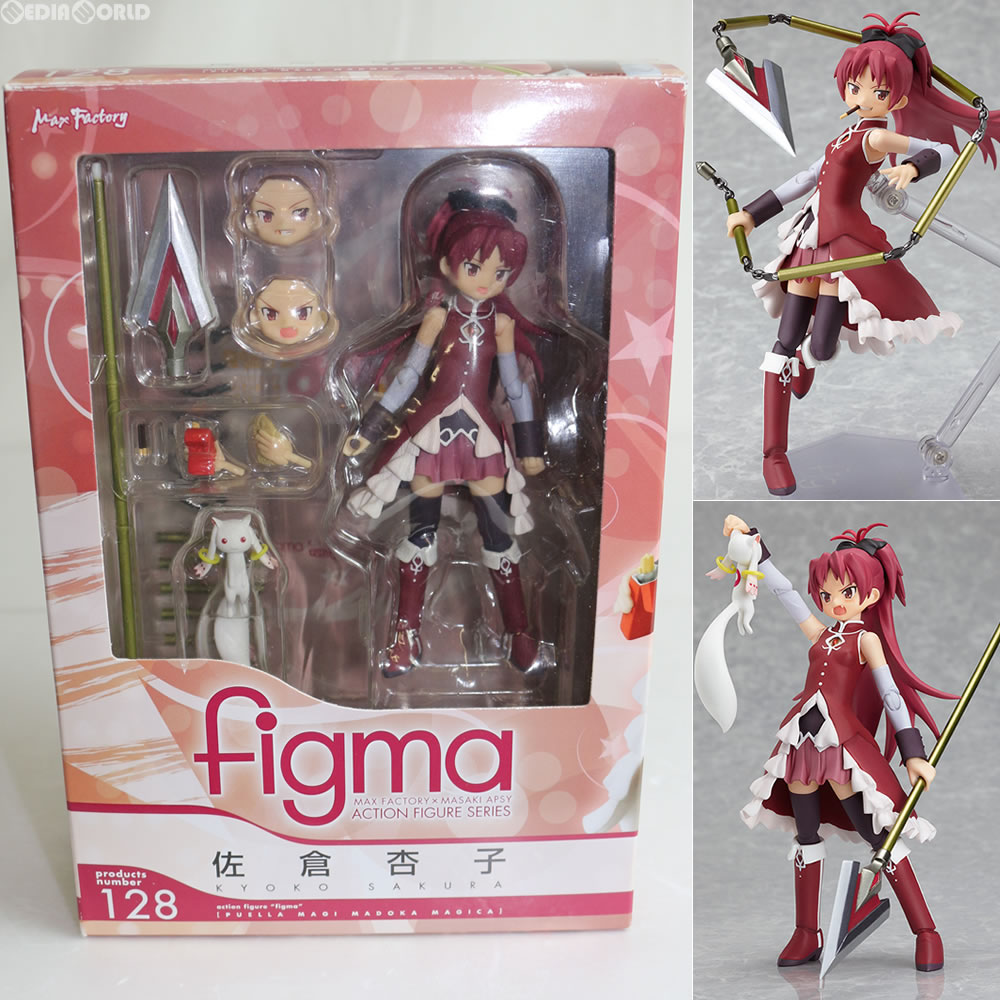 コレクション, フィギュア FIGfigma() 128 () (20120430)