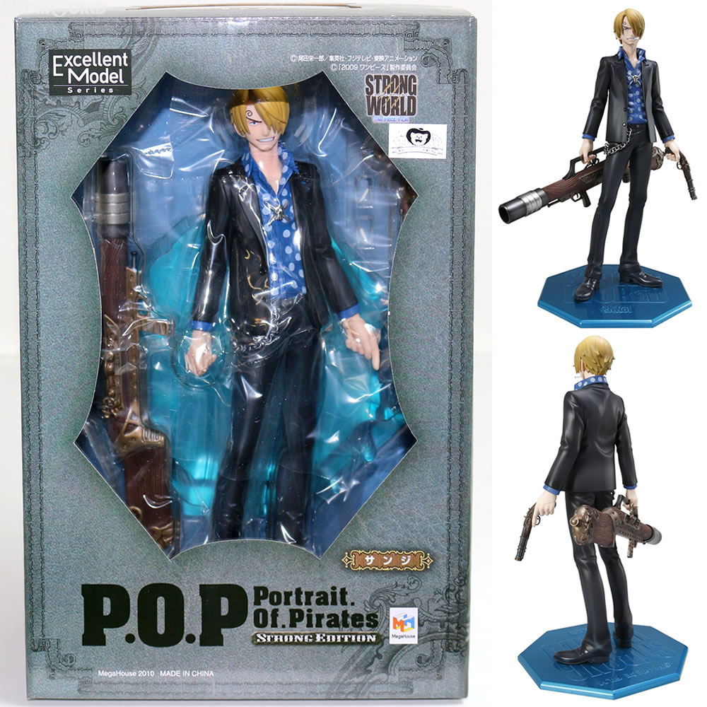 コレクション, フィギュア FIGPortrait.Of.Pirates P.O.P STRONG EDITION ONE PIECE() 18 (20100730)