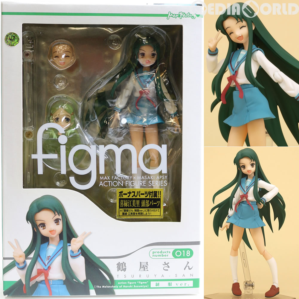 コレクション, フィギュア FIGfigma() 018 () ver. (20081031)