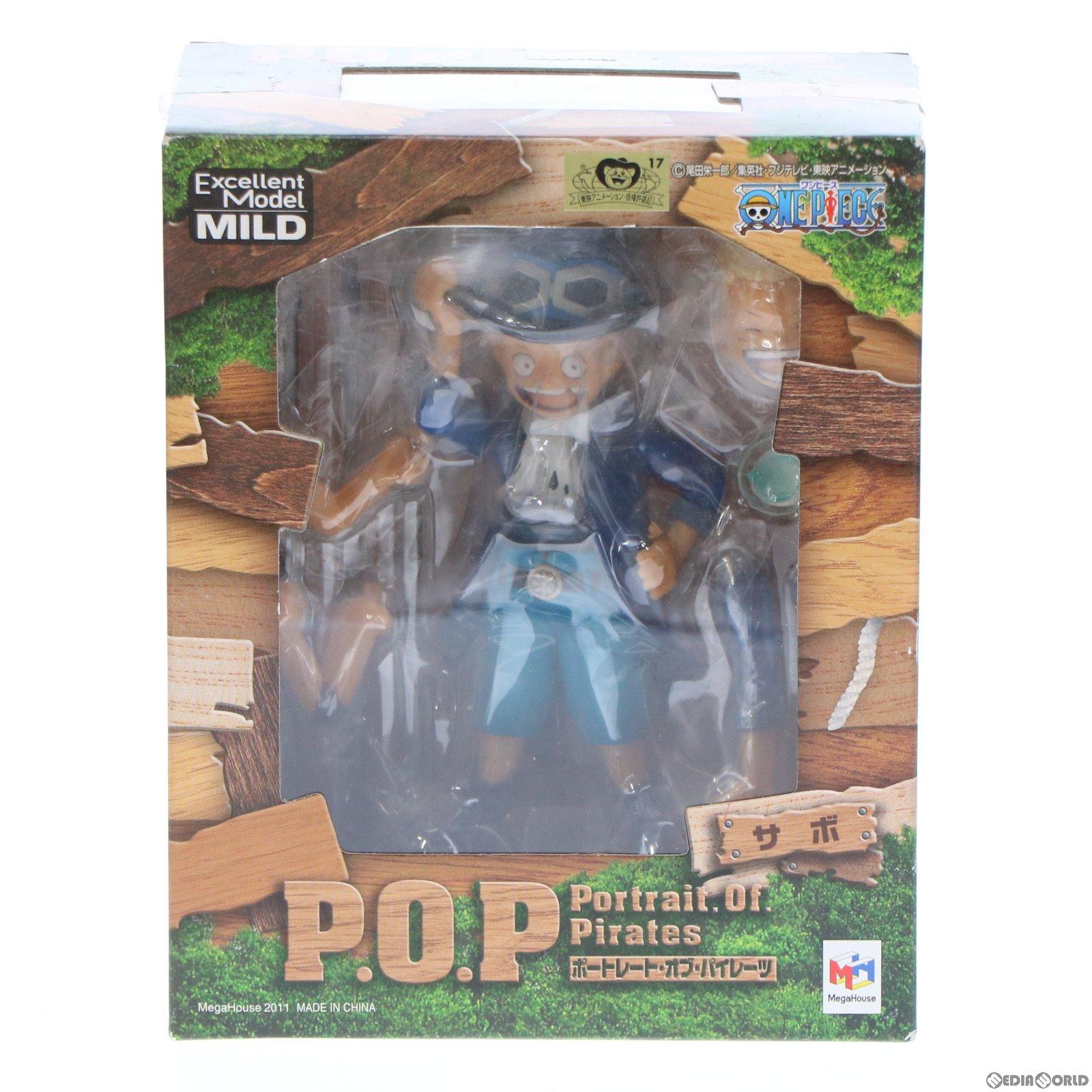 コレクション, フィギュア FIGPortrait.Of.Pirates P.O.P CB-EX ONE PIECE() 18 (20111028)