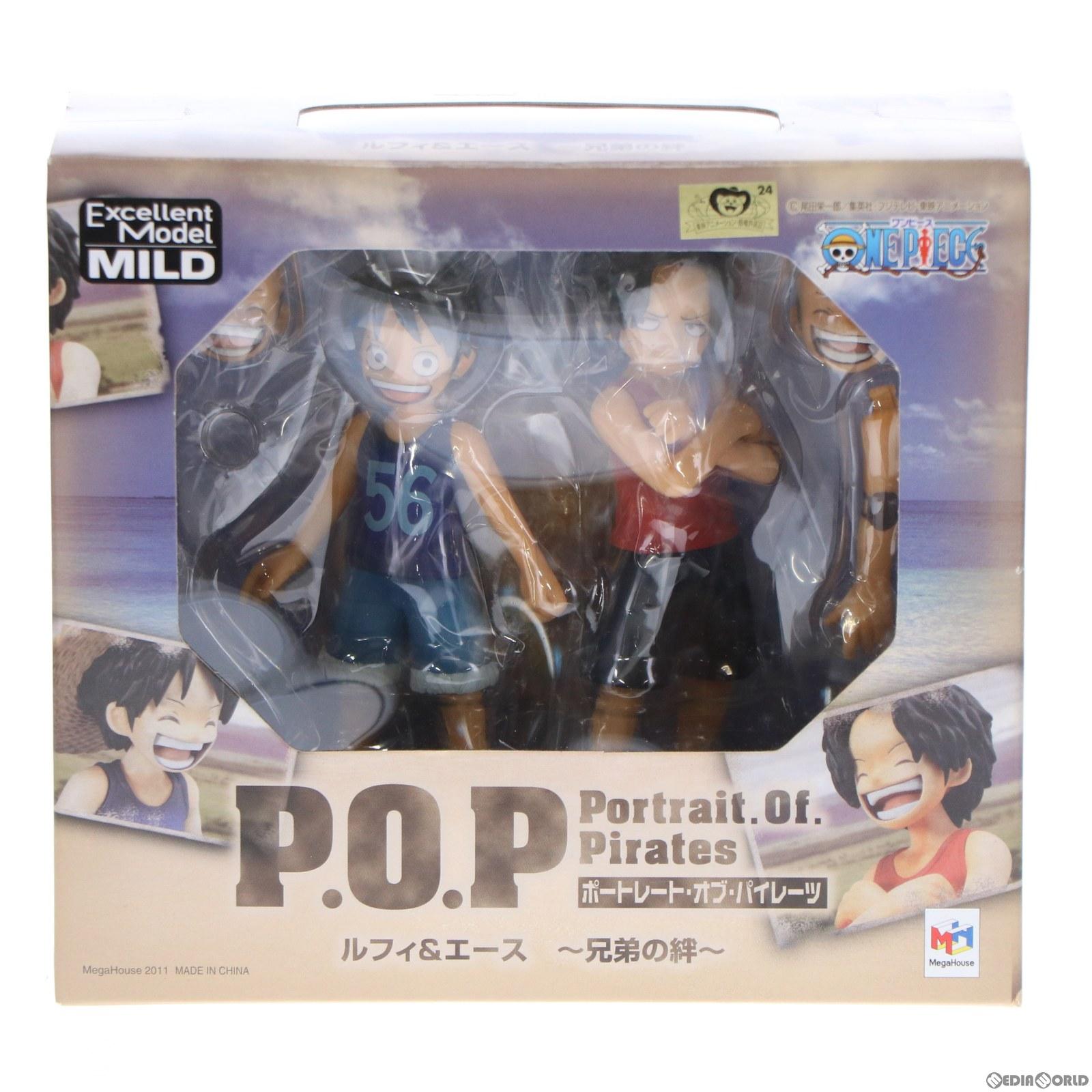コレクション, フィギュア FIGPortrait.Of.Pirates P.O.P CB-EX ONE PIECE() (20111028)