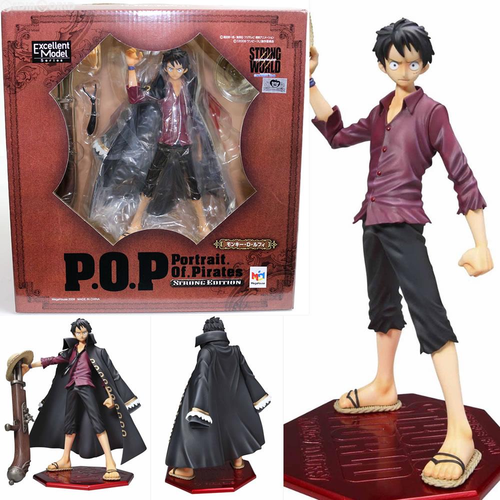 コレクション, フィギュア FIGPortrait.Of.Pirates P.O.P STRONG EDITION D ONE PIECE FILM STRONG WORLD( ) 18 (20091231)