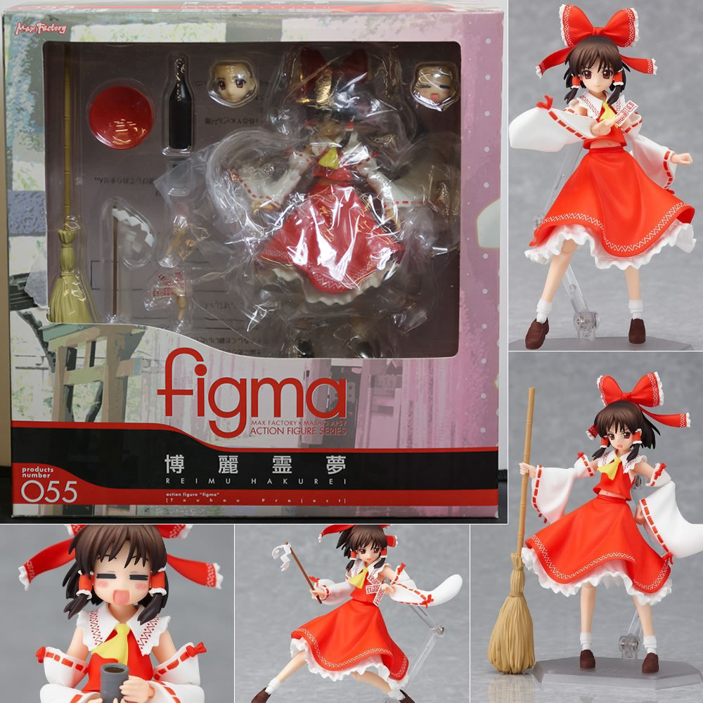 コレクション, フィギュア FIGfigma() 055 () Project (20100127)