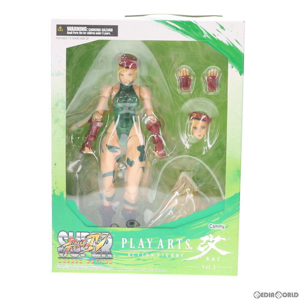 コレクション, フィギュア FIGPLAY ARTS -KAI-() Vol.2 SUPER STREET FIGHTER IV(4) (20120331)