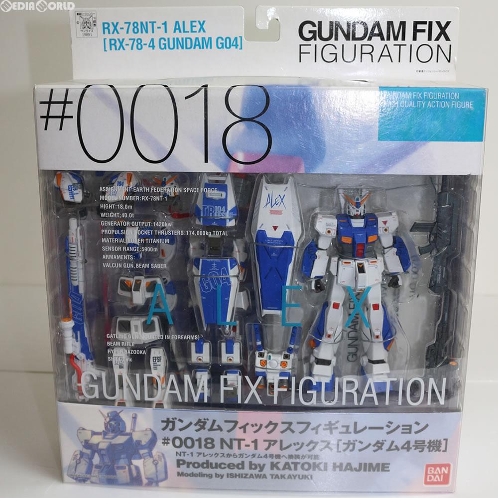 コレクション, フィギュア FIGGUNDAM FIX FIGURATION 0018 RX-78NT-1 0080 (20040101)