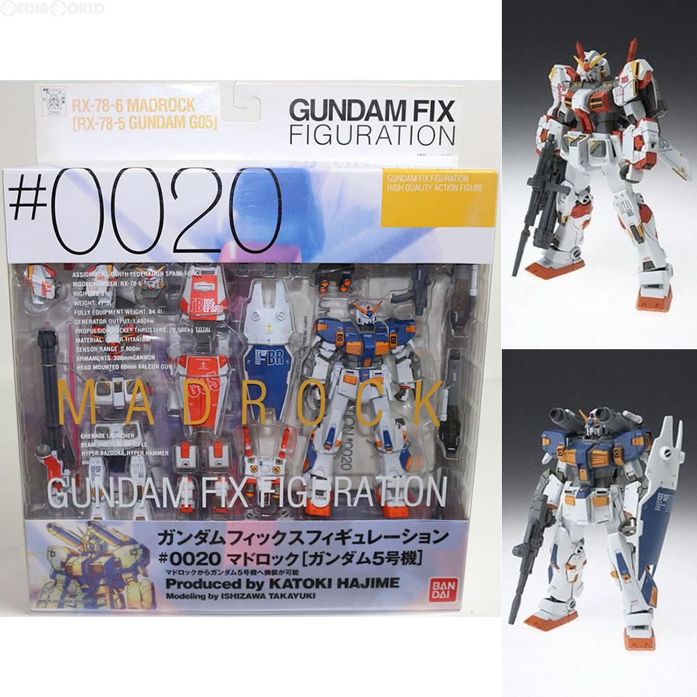 コレクション, フィギュア FIGGUNDAM FIX FIGURATION 0020 (5) MSV() (20040501)