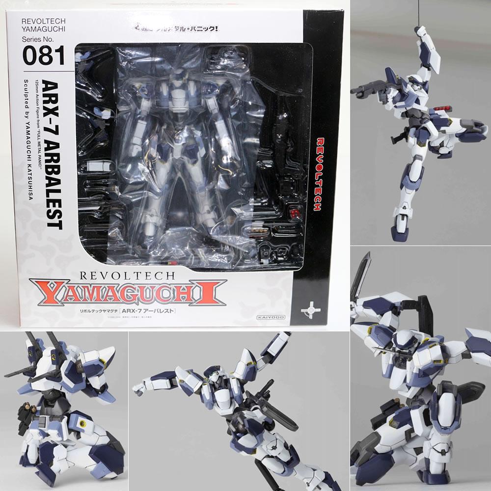 コレクション, フィギュア FIG No.081 ARX-7 ! (20091215)
