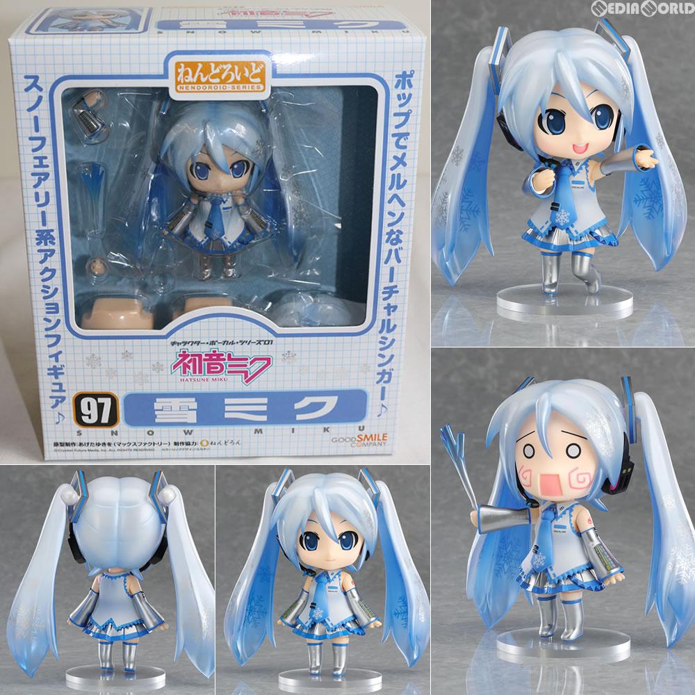 コレクション, フィギュア FIG 097 01 SNOW MIKU for SAPPORO20102010 (20100228)