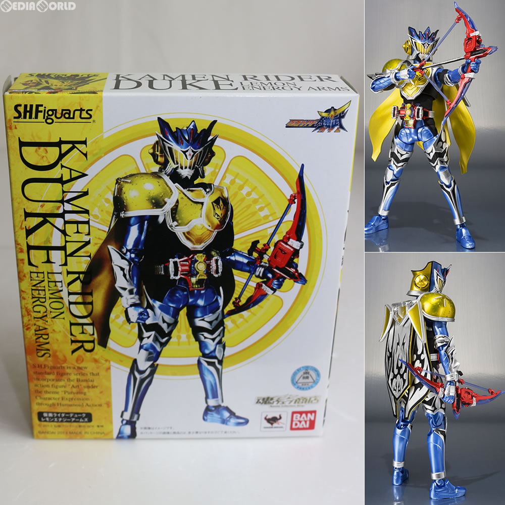 Kamen Rider duke FIG S.H.Figuarts() (20141218)