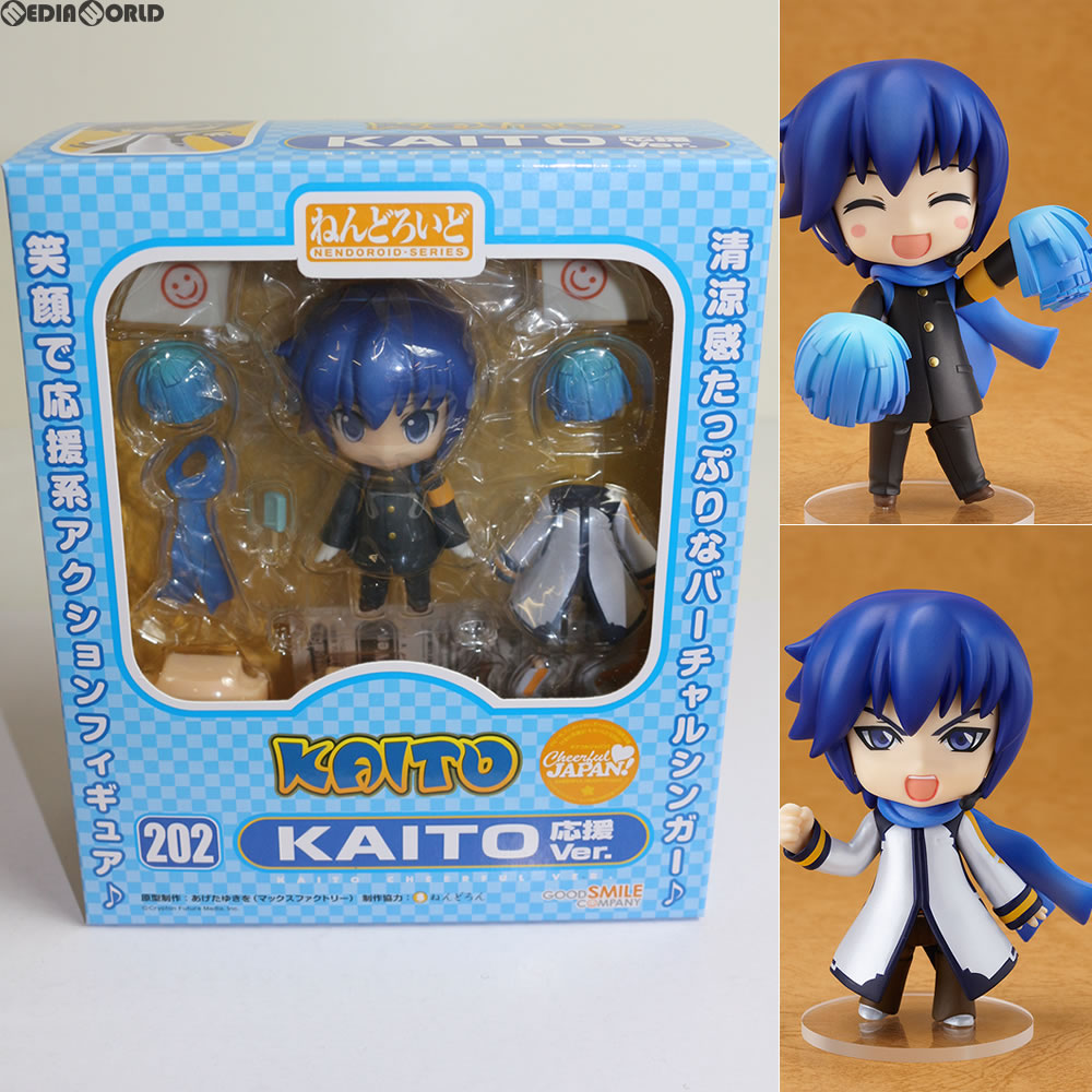 コレクション, フィギュア FIGGOODSMILE ONLINE SHOP 202 KAITO() Ver. (20120331)
