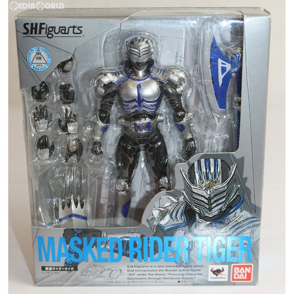 Kamen Rider tiger FIGS.H.Figuarts() (20120825)