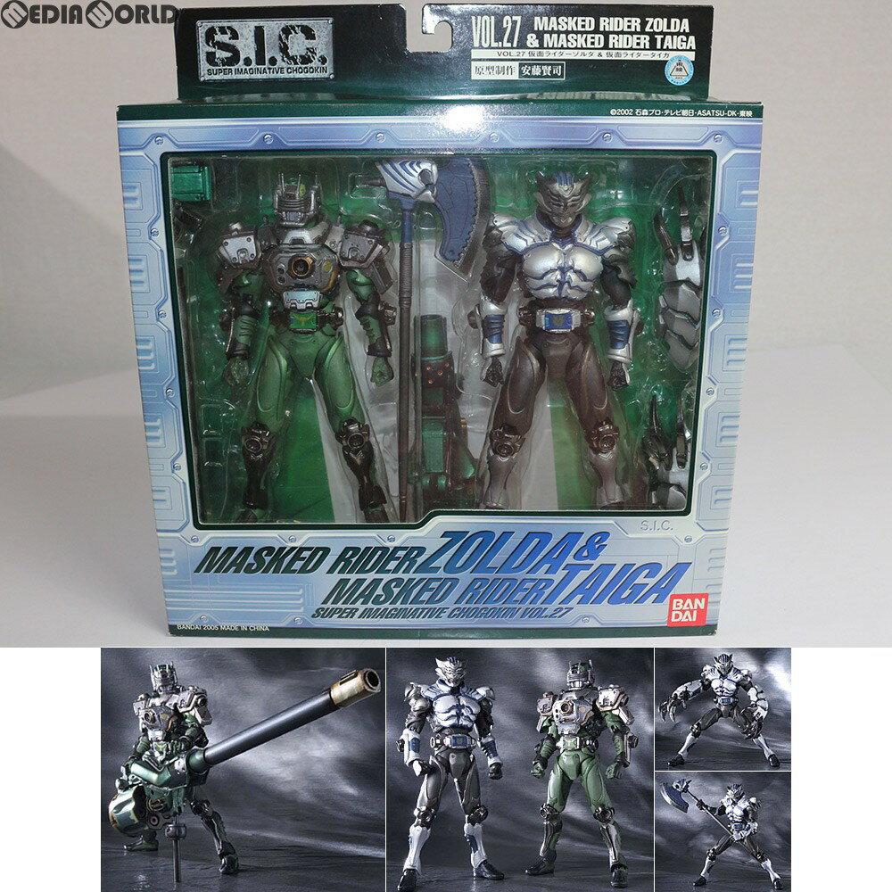 Kamen Rider tiger FIGS.I.C. VOL.27 (20050326)