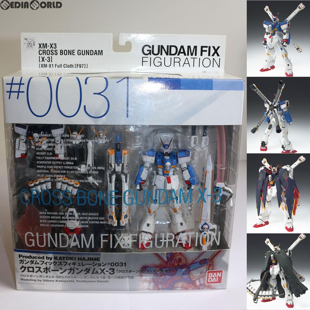 コレクション, フィギュア FIGGUNDAM FIX FIGURATION 0031 X-3 (20060831)