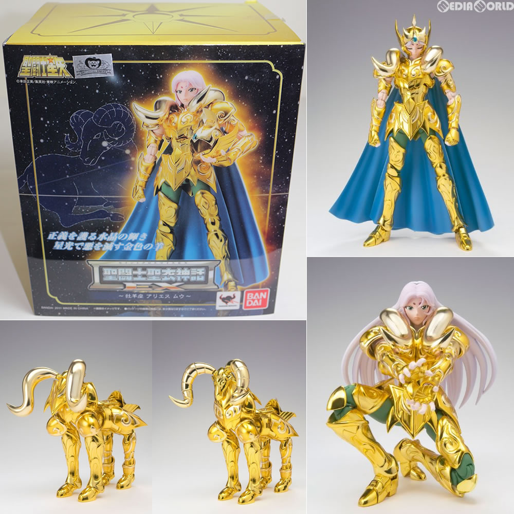Knights Of The Zodiac toys FIGEX (20111229)