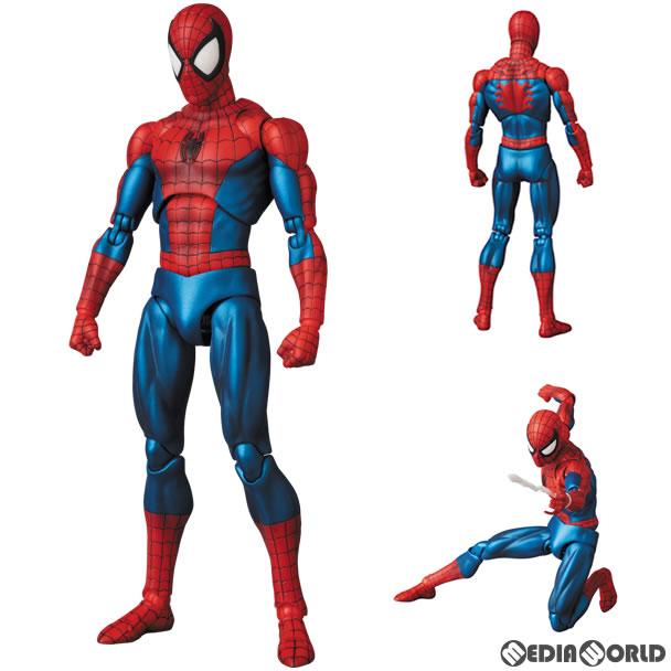 コレクション, フィギュア FIG No.075 MAFEX SPIDER-MAN(COMIC Ver.)() MAVEL COMICS() (20190224)