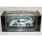 【中古】[FIG]1/64 Porsche(ポルシェ) 911GT1 1997(No.25/Le Mans)(ホワイト) 完成品 ミニカー(K06531A) 京商(20081031)