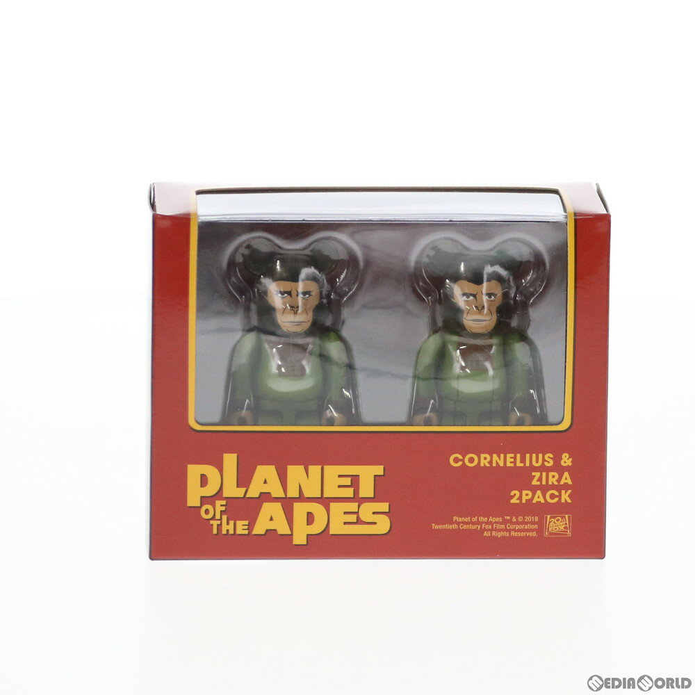 コレクション, フィギュア FIGBERBRICK() Cornelius Zira() PLANET OF THE APES 2 (20190930)
