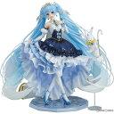 【予約安心発送】[FIG]雪ミク Snow Princess Ver. キャラクター・ボーカル・シリーズ01 初音ミク 1/7 完成品 フィギュア グッドスマイルカンパニー(2021年3月)