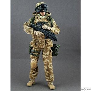 【中古】[FIG]ホットトイズ・ミリタリー British Army Blues And Royals Regiment In Afghanistan Lieutenant 1/6 完成品 可動フィギュア(M/SF/080833) ホットトイズ(20081231)