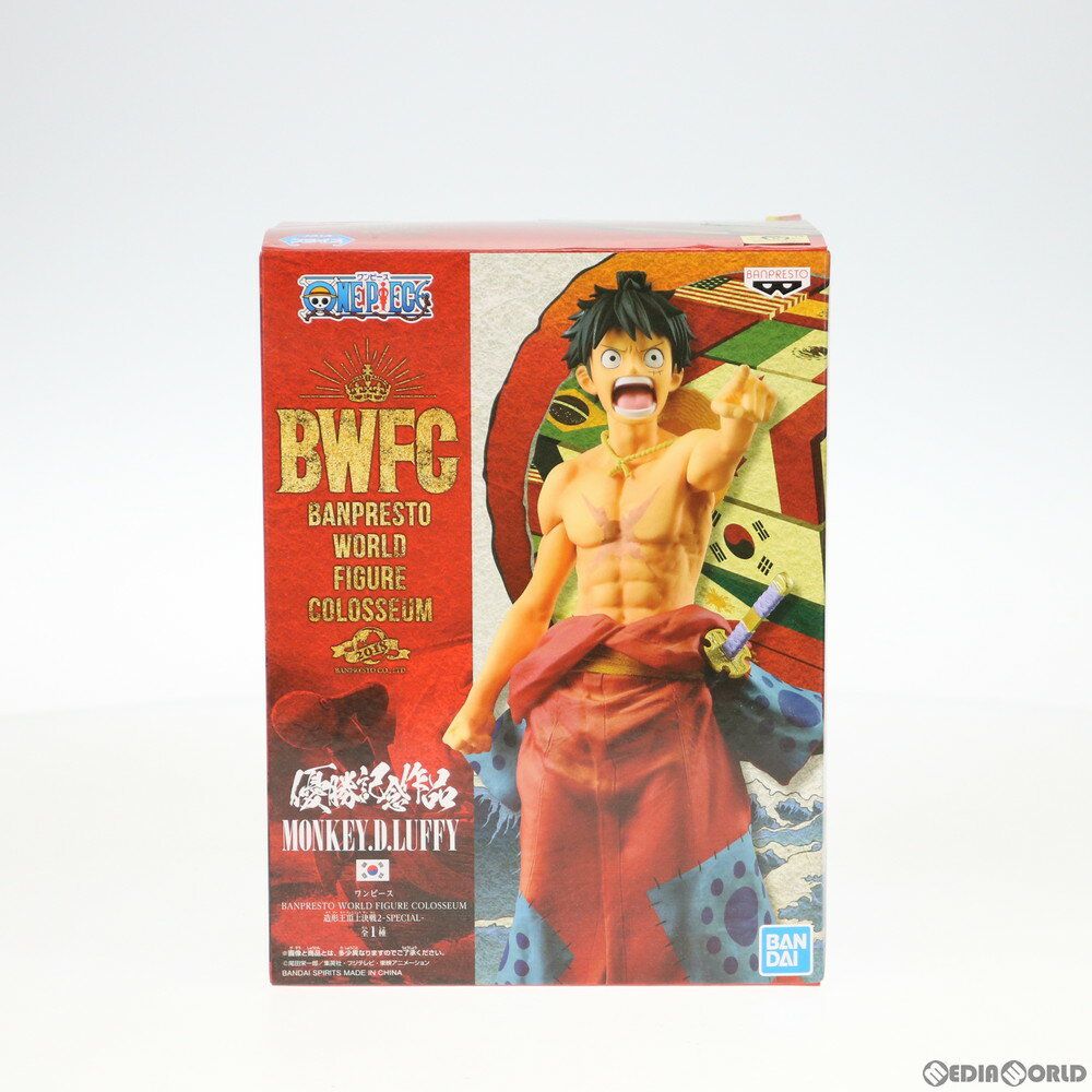コレクション, フィギュア FIGD BANPRESTO WORLD FIGURE COLOSSEUM 2 -SPECIAL- ONE PIECE() (20200229)