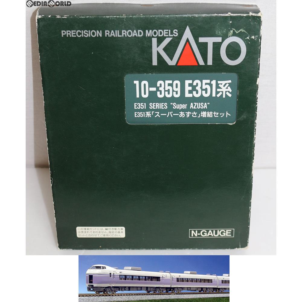 鉄道模型, 電車 RWM10-359 E351 4 N KATO()(20110703)