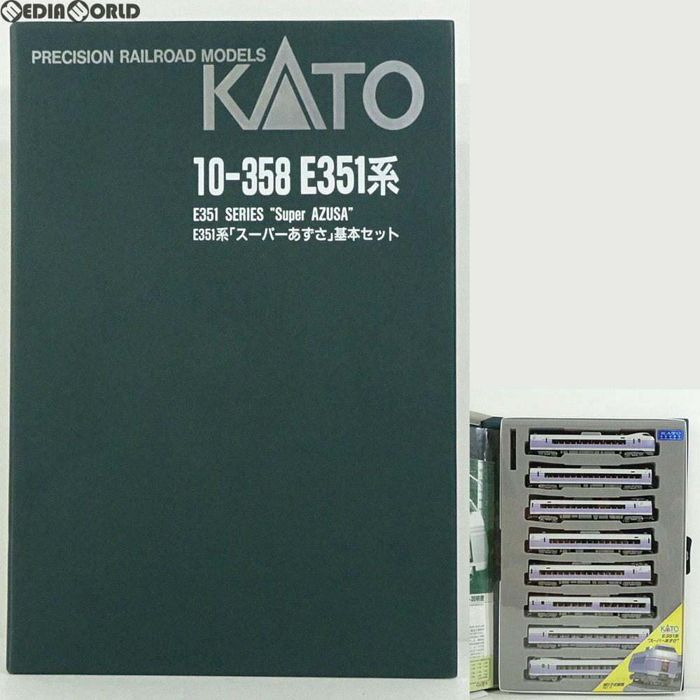 鉄道模型, 電車 RWM10-358 E351 N KATO()(20001231)