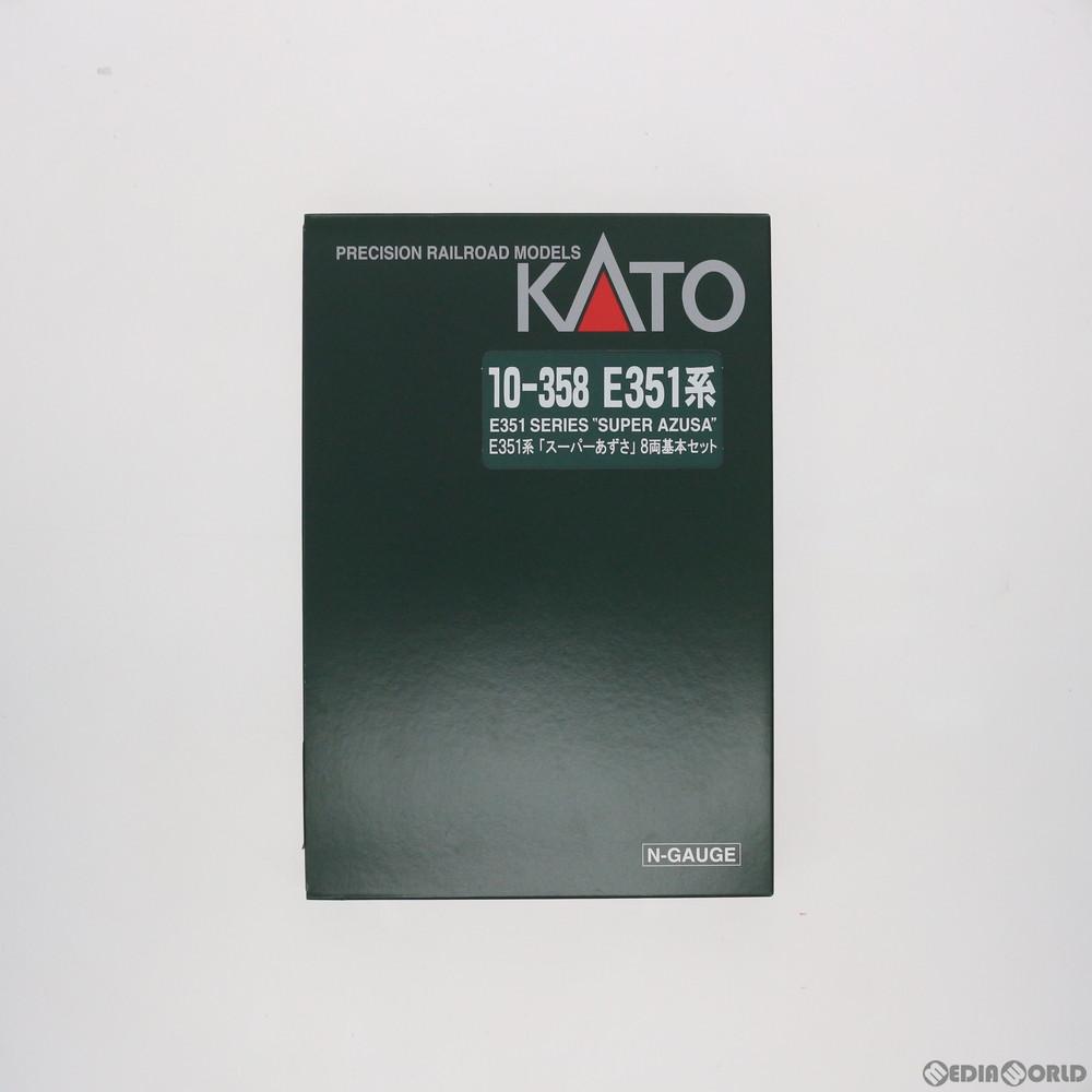 鉄道模型, 電車 RWM10-358 E351 8 N KATO()(20040930)